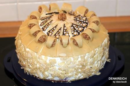 Giotto-Schwarzwälderkirsch-Torte
